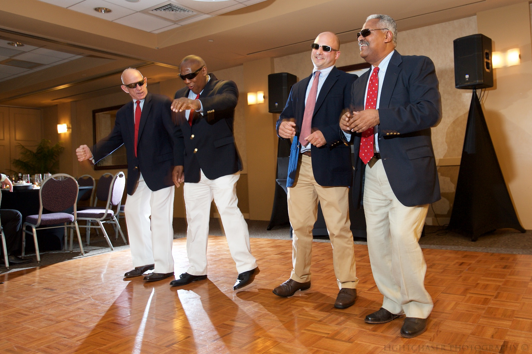 Parking, Security Recognize Staff At Awards Night