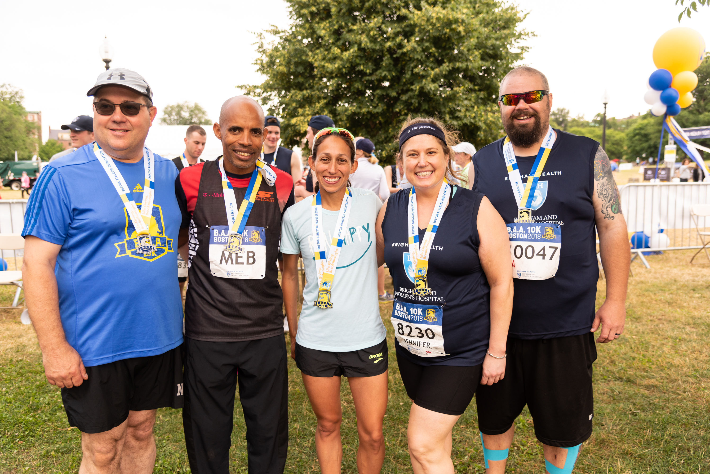 10K Raises $240K for Brigham Health