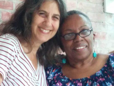 Jessica Keener and Vivian Kelley
