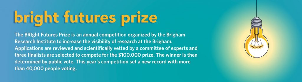 Description of BRIght Futures Prize Competition