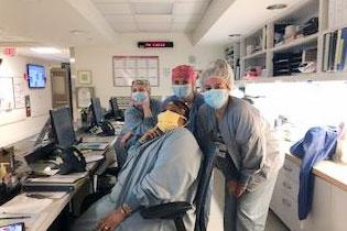 Brigham employees